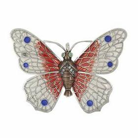 Anhänger Schmetterlinge, Falter, Charms in Silber & Gold