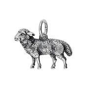 Anhänger Schafe, Lämmer, Charms in Silber & Gold