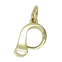 Anhänger Hufnagel in echt Sterling-Silber 925 oder Gold, Charm, Ketten- oder Bettelarmband-Anhänger